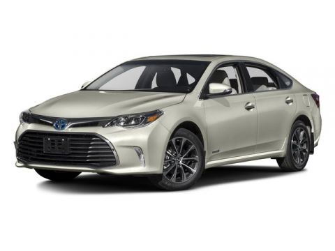 New 2016 Toyota Avalon Hybrid XLE Premium FWD 4dr Car