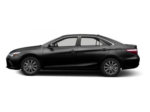 New 2016 Toyota Camry Hybrid XLE FWD 4dr Car