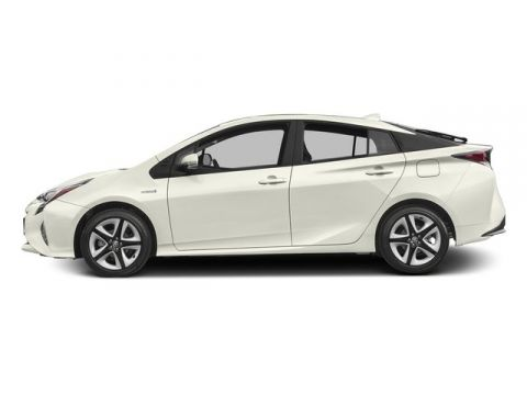 New 2017 Toyota Prius Four Touring Hatchback With Navigation