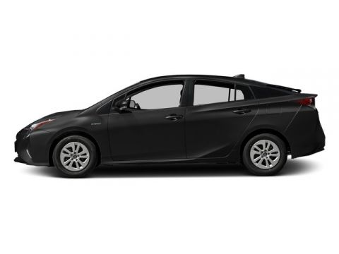 New 2017 Toyota Prius Four Hatchback With Navigation